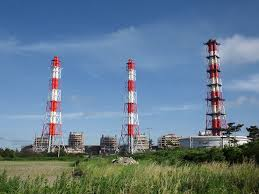 鹿島火力発電所 - Wikipedia